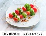 Fresh Caprese Salad With Extra...