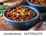 Delicious Homemade Beef Chili...