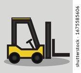 cute vector illustration of... | Shutterstock .eps vector #1675585606