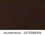 rapeseeds texture full frame... | Shutterstock . vector #1675588306