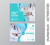 corporate healthcare cover ... | Shutterstock .eps vector #1675601530