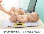 Pediatrician Specialist Taking...