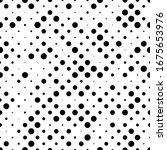 Seamless Polka Dot Pattern....