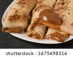 A Traditional Pancakes From...