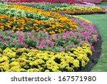 Beautiful Landscaped Flower...