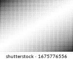 dots background. fade backdrop. ... | Shutterstock .eps vector #1675776556
