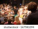 theater performance   Shutterstock . vector #167581094