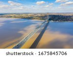Aerial Photo Of The Humber...