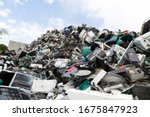 Electronic Waste And Garbage...