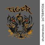 Tiger Illustration Design For...