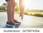 Man Workout Wellness Concept  ...