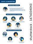 prevention information... | Shutterstock .eps vector #1676034043