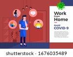 illustrations concept... | Shutterstock .eps vector #1676035489