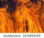 The Big Extensive Fire In The...