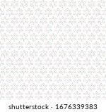 geometric ornamental vector...   Shutterstock .eps vector #1676339383