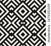 simple linear geometric...   Shutterstock . vector #1676352109