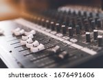 Sound Mixer. Professional Audio ...