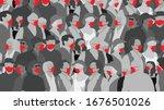 corona virus  covid 19 ... | Shutterstock .eps vector #1676501026