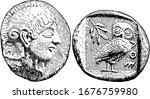The Obverse And Reverse Sides...