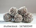 Christmas Cookies   Rum Balls...