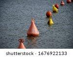 Bright Safety Buoys Floating O...