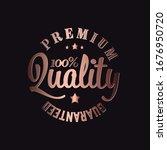 copper vector retro premium... | Shutterstock .eps vector #1676950720