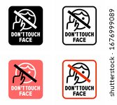 """""""don't touch face"""" protect... 
