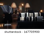 Assortment Of Jewelry In A...