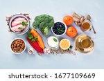 Immune Boosting Health Food...