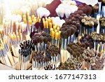 Art Brushes For Painting In The ...
