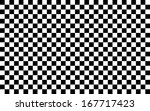 black and white squares. | Shutterstock . vector #167717423