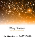 2014 christmas colorful... | Shutterstock .eps vector #167718818
