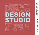 design studio word concepts...