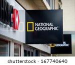 london feb 17  national... | Shutterstock . vector #167740640