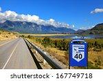 Постер, плакат: Patagonia southern Argentina The