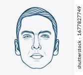 march 2020   line art portrait...