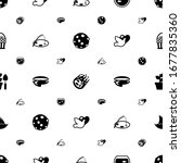nature icons pattern seamless.... | Shutterstock .eps vector #1677835360