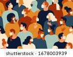 coronavirus pandemic. novel... | Shutterstock .eps vector #1678003939