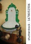Antique Wash Basin  For Sale I...