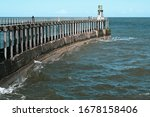 The End Of The Western Pier At...