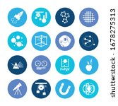 science icon set and speed... | Shutterstock .eps vector #1678275313