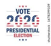 united states presidential...   Shutterstock .eps vector #1678299109