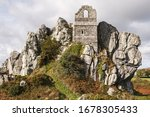 Roche Rock  The Site Of St...