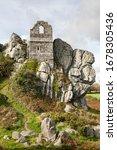 Roche Rock  The Site Of Saint...