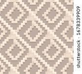 vector beige stairs seamless... | Shutterstock .eps vector #1678339909