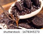 White And Black Chocolate...