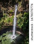 San Anton Waterfall In...