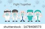 asian professor senior doctor... | Shutterstock .eps vector #1678408573