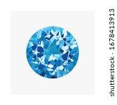 Diamond Blue Topaz Shape...
