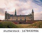 Kronborg Castle In Helsingor ...